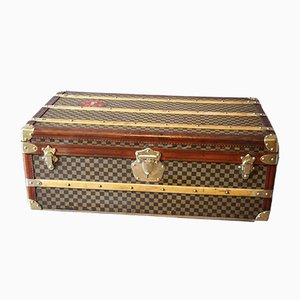 Vintage Streamer Trunk from Paul Romand