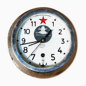 Reloj de barco ruso, años 40