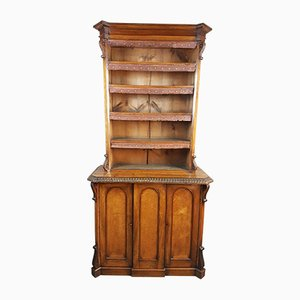 19th-Century Irish Bookcase