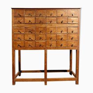 Mueble de mercería, años 40