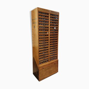 Mueble de mercería de Gutermann, años 40