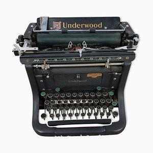 Macchina da scrivere vintage di Underwood