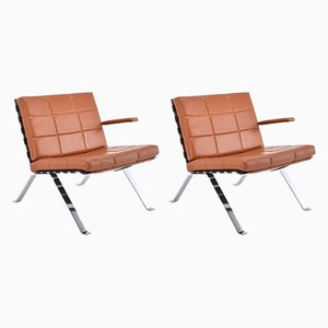 Eurochair 1600 Lounge Chairs by Hans Eichenberger for Girsberger, 1960s, Set of 2