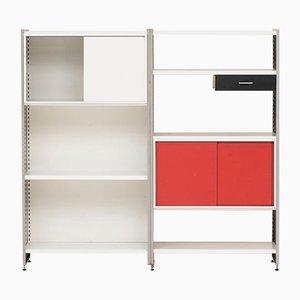 Système de Rangement 5600 Moderniste par André Cordemeyer pour Gispen, Pays-Bas, 1960s