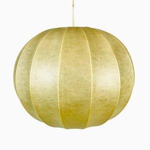 Lámpara colgante Cocoon de Achille & Pier Giacomo Castiglioni para Flos, años 60