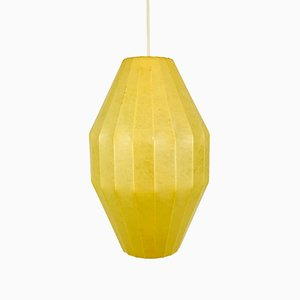 Mid-Century Cocoon Hanging Lamp, 1960s