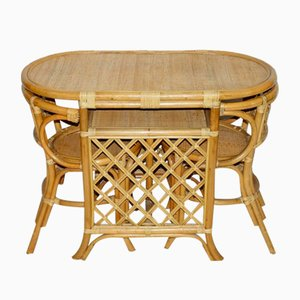 Rattan Childrens Table