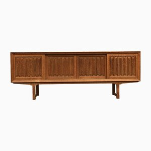 Oak Sideboard, 1970s