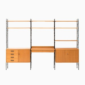 German Wall Unit from Erbus Möbler, 1960s