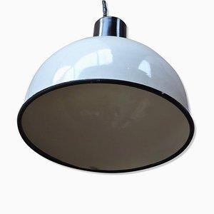 Lampe à Suspension Industrielle, 1980s