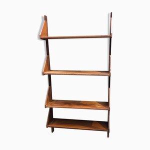 Modular Teak Shelf, 1960s