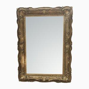 Miroir Antique Doré