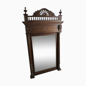 Antique Henry IV Mirror