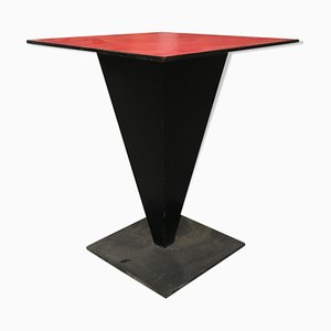 Metal Bistro Console Table, 1960s