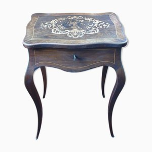 Coiffeuse Louis XV Antique