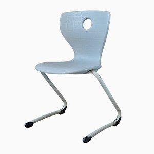 Petite Chaise pour Enfant Pantoswing par Verner Panton, 1970s