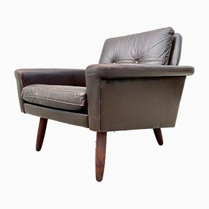 Mid-Century Lounge Chair by Svend Skipper