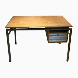 Industrial Dutch Desk from Galvanitas, 1970s