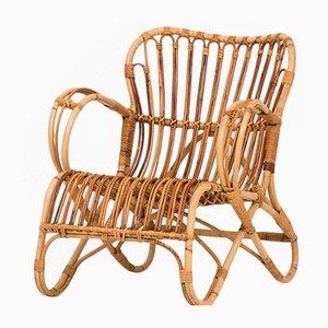 Dutch Model RB-2 Easy Chair by Dirk van Sliedregt for Rohé Noordwolde, 1950s
