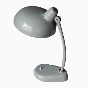 Grande Lampe de Bureau Vintage, Italie, 1950s