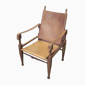 Safari Armlehnstuhl von Wilhelm Kienzle für Wohnbedarf, 1950er
