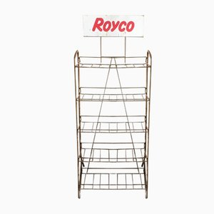 Étagère Vintage de Royco, 1950s