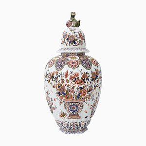 Grand Vase Oriental, 19ème Siècle