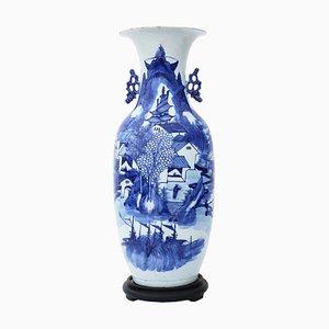 Jarrón chino, siglo XIX