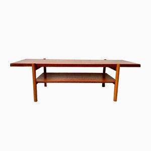 Table Basse à 2 Niveaux Vintage, 1970s