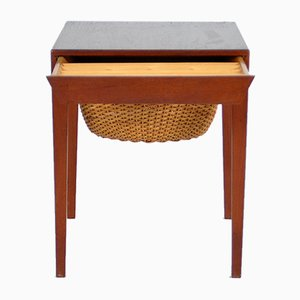 Sewing Table by Severin Hansen for Haslev Møbelsnedkeri, 1960s