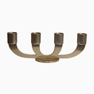 Industrial Candleholder by Fritz August Breuhaus de Groot for Zeppelin Metallwerke, 1930s
