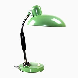 Bauhaus Tischlampe von Christian Dell für Koranda, 1940er