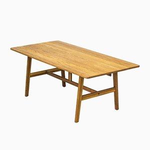 Table de Salle à Manger par John Vedel Rieper pour Erhard Rasmussen, Danemark, 1950s