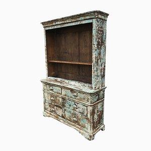 Credenza vintage in legno patinato