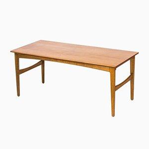 Tavolo da pranzo di Knud Andersen per J. C. A. Jensen, Danimarca, anni '50