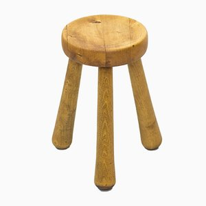 Swedish Stool by Ingvar Hildingsson, 1940s