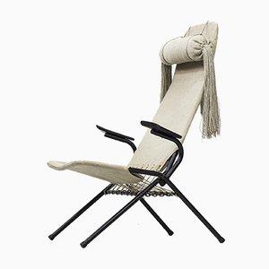 Schwedischer Sessel mit hoher Rückenlehne von Olle Pira für Pira Design AB, 1950er