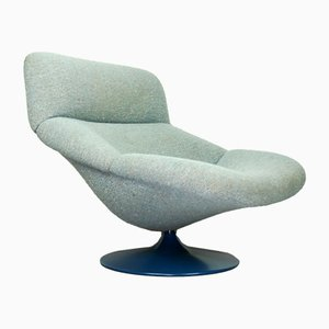 F518 Lounge Swivel Chair by Geoffrey Harcourt for Artifort, 1970s