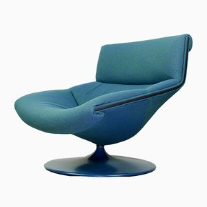 F520 Lounge Chair by Geoffrey Harcourt for Artifort, 1970s
