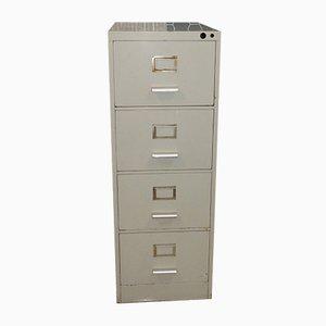 Vintage Industrial Filing Cabinet