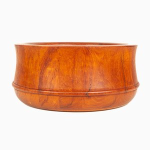 Mid-Century Danish Teak Bowl by Richard Nissen for Nissen Denmark, 1960s