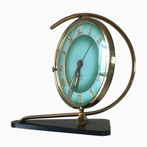 Horloge de Bureau Vintage de Jaz, 1960s