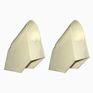 Sconces by Cini Boeri for Stilnovo, 1970s, Set of 2