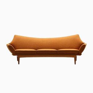 Schwedisches Sofa von Johannes Andersen für AB Trensums Fåtöljfabrik, 1960er