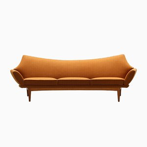 Swedish Sofa by Johannes Andersen for AB Trensums Fåtöljfabrik, 1960s