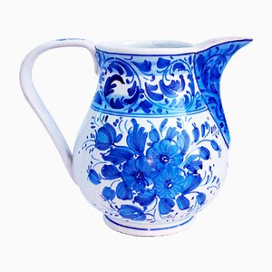 Ceramic Pitcher from Guerrieri Murano, 1950s
