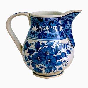 Brocca in ceramica di Guerrieri Murano, anni '50