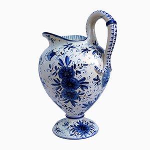 Krugvase aus Keramik von Guerrieri Murano, 1950er