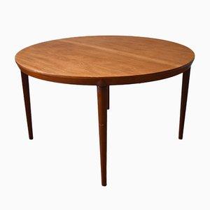 Table Basse Mid-Century en Teck par Severin Hansen pour Haslev Møbelsnedkeri, 1960s