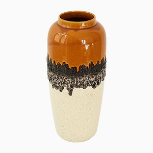 Vintage German 32-40 Ceramic Vase from Bay Keramik, 1960s